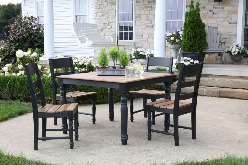 LCC-586 Farm House Dining Set