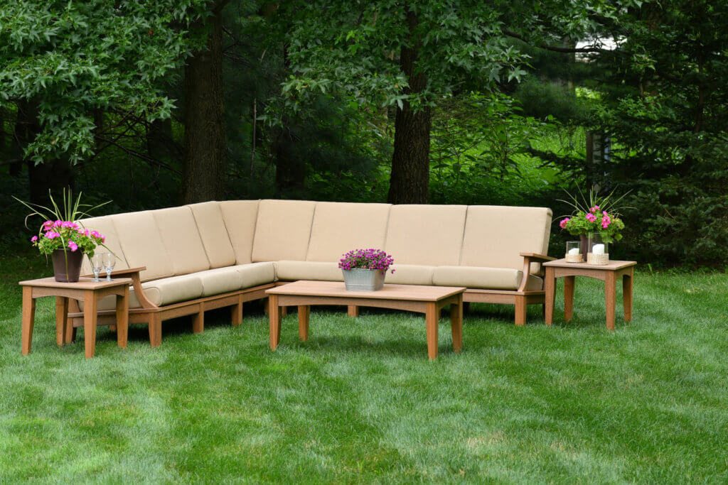 Deep Seating Sectional